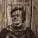 Theon Greyjoy - Carved case by satansbrand