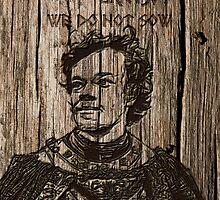 Theon Greyjoy - Carved case by satansbrand