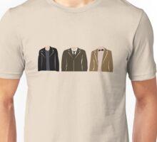 Evolution of the Doctor Unisex T-Shirt