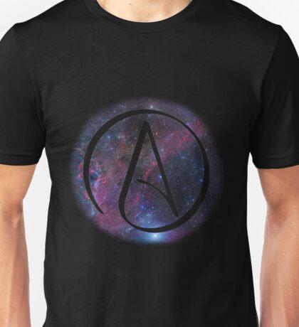 Atheist Symbol Shirt Unisex T-Shirt