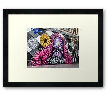 ACDC Lane - Melbourne 2015 Framed Print
