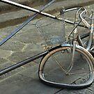Broken bike by lauracronin