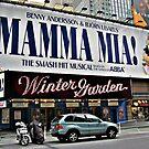 Mamma Mia, Winter Garden Theatre, Times Square, NYC by Jane Neill-Hancock