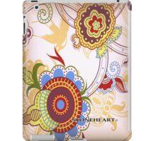 Floral 02 ipad case iPad Case/Skin