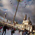 Cardiff Winter Wonderland by mlphoto