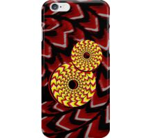 Aztec Spin iPhone Case/Skin