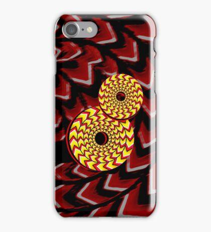 Aztec Spin iPhone Case/Skin