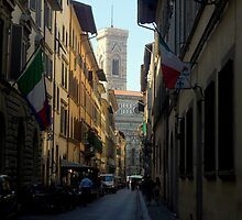 Giotto's Campanile, Florence by lauracronin
