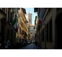 Giotto's Campanile, Florence Photographic Print