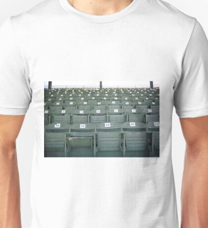 Old Fashioned Baseball Stands Unisex T-Shirt