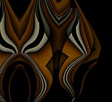Curvilinear Project No. 242  ( Ziba ) by CurvilinearArt