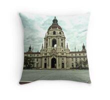 Pasadena City Hall in (high dynamic range) Throw Pillow