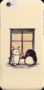 Best friends by Budi Kwan