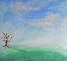 Breath of Creation by lissygrace