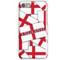 Smartphone Case - Flag of England  - Multiple Named iPhone Case/Skin