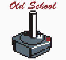 Old School Gamer by TheSmash