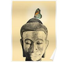 Buddha - tranquil Poster