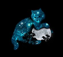 Can I haz the moon by Budi Satria Kwan
