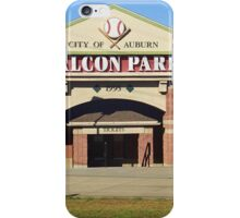 Falcon Park - Auburn Doubledays iPhone Case/Skin