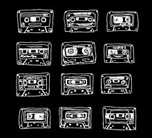 Our Song - black and white by Budi Kwan