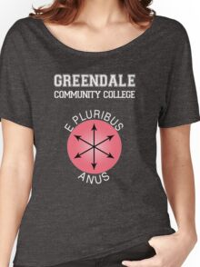 Greendale - E Pluribus Anus Women's Relaxed Fit T-Shirt