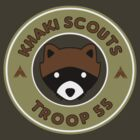 Khaki scouts troop 55 by kingUgo