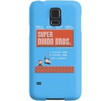 Super Brothers Samsung Galaxy Case/Skin