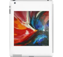Fire and Ice 2 iPad Case/Skin