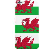 Smartphone Case - Flag of Wales  - Patchwork iPhone Case/Skin