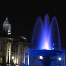 Trafalgar Square By Night by ellismorleyphto