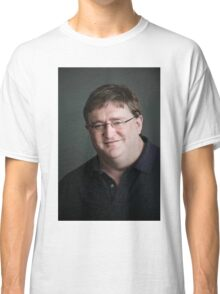 Gabe Newell Classic T-Shirt