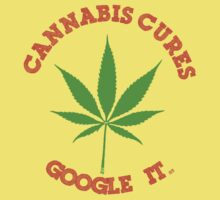 Cannabis Cures by mouseman