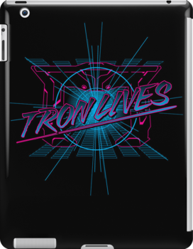 Tron Lives by synaptyx
