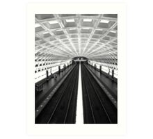 Washington D.C. Art Print