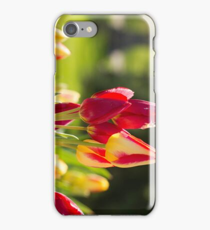 Tulip Tip Toes iPhone Case/Skin