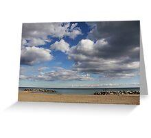 Kew-Balmy Beach Greeting Card