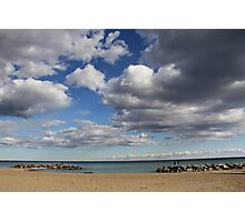 Kew-Balmy Beach Photographic Print