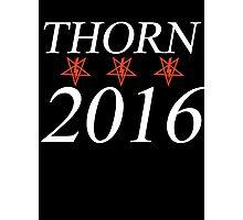 Thorn 2016 Photographic Print
