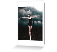 untitled 43 Greeting Card