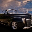 39 Mercury Convertible a Texas Hillcountry Ride to Remember by ChasSinklier