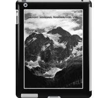 my shuksan, washington, usa ipad iPad Case/Skin