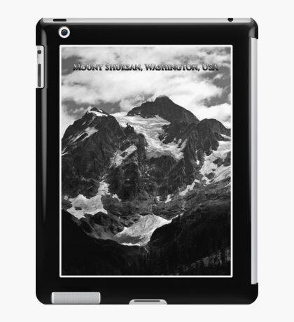my shuksan, washington, usa ipad iPad Case/Skin