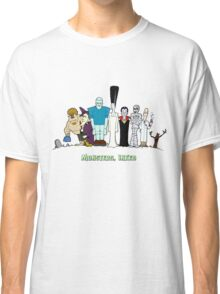 Monsters, Inked: Family Portrait Classic T-Shirt
