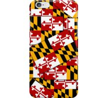 Smartphone Case - State Flag of Maryland  - Multiple iPhone Case/Skin