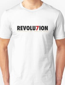 "49ERS ""REVOLU7ION"" T-SHIRT Unisex T-Shirt"
