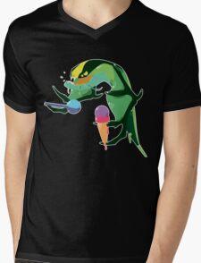 Scoop To Battle Mens V-Neck T-Shirt