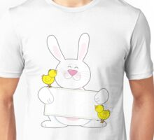 Bunny Sign Unisex T-Shirt