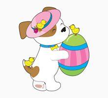 Cute Puppy Easter Egg Unisex T-Shirt
