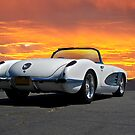 1959 Corvette Roadster VI by DaveKoontz