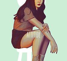 ATTITUDE by misskatz